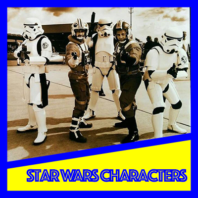 Star Wars Characters Image
